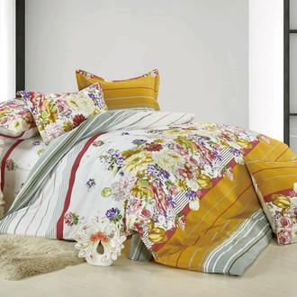 Комплект постельного белья Cleo BL-022 бязь хлопок
