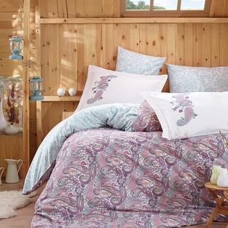 Комплект постельного белья Hobby GIULIA поплин хлопок (лиловый)