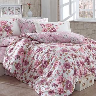 Комплект постельного белья Hobby ALESSIA поплин хлопок (пудра)