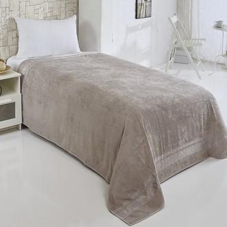 Махровая простынь-покрывало-одеяло Pupilla MODAL SOFT махра бамбук (серый)