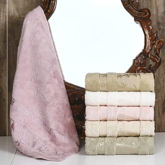 Набор полотенец для ванной (6 шт.) Pupilla ELIT SOFT махра бамбук
