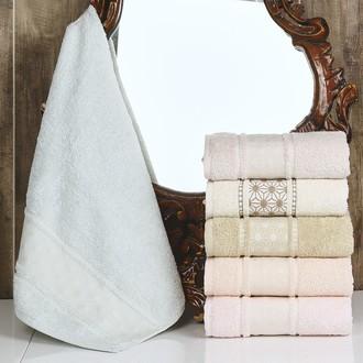 Набор полотенец для ванной (6 шт.) Pupilla VESTRA махра хлопок