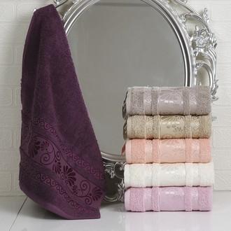 Набор полотенец для ванной (6 шт.) Pupilla CARMEN махра хлопок