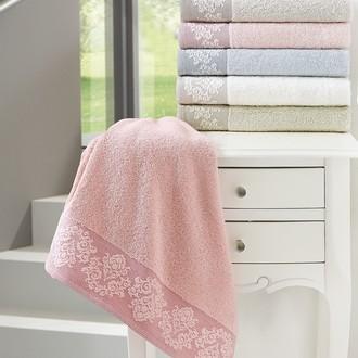 Набор полотенец для ванной (6 шт.) Gonca SULTAN махра хлопок