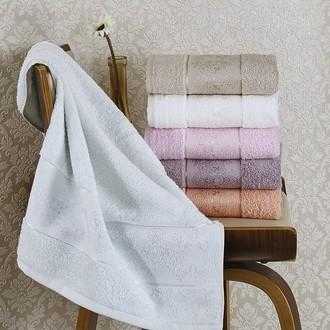 Набор полотенец для ванной (6 шт.) Karna PANDORA-1 махра бамбук