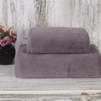 Полотенце для ванной Karna EFES микрокоттон хлопок (светло-лавандовый)