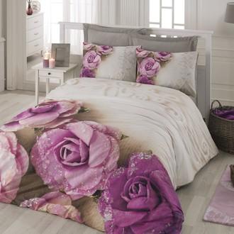 Комплект постельного белья Cotton Box 3D LIFE SERIES LORELLA ранфорс хлопок