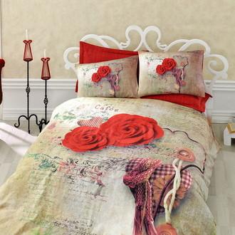 Комплект постельного белья Cotton Box 3D LIFE SERIES GRETA ранфорс хлопок