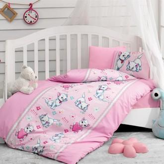 Комплект постельного белья в кроватку Cotton Box BABY LINE MIYAV ранфорс хлопок