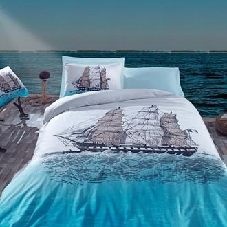 Комплект постельного белья Cotton Box MARITIME RANFORCE SHIP ранфорс хлопок