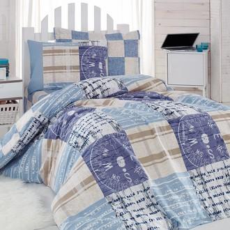 Комплект постельного белья Cotton Box GENC RANFORCE PRIVATE ранфорс хлопок