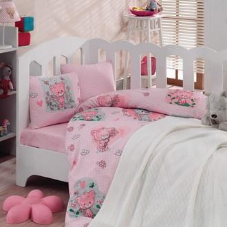 Комплект постельного белья с пледом Cotton Box BABY LINE MINI ранфорс хлопок