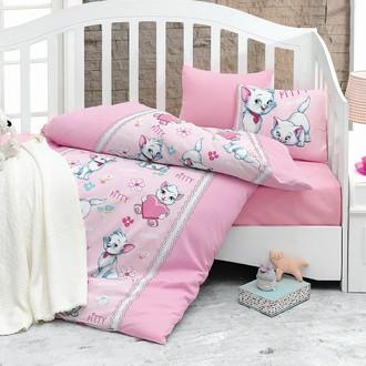 Комплект постельного белья с пледом Cotton Box BABY LINE MIYAV ранфорс хлопок
