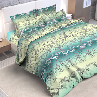 Комплект постельного белья Cleo B-394 бязь хлопок