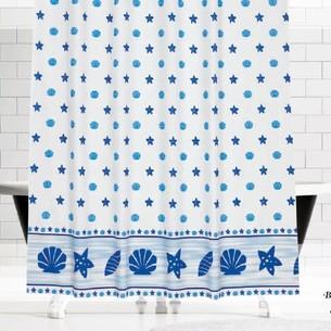 Штора для ванной Evdy DROP полиэстер V17 180х200
