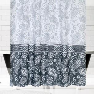 Штора для ванной Evdy DROP полиэстер V5 180х200