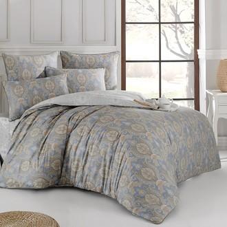 Комплект постельного белья Karna DELUX ENIKO сатин хлопок