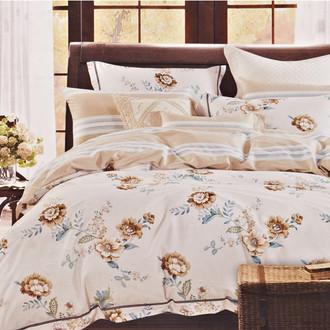 Комплект постельного белья Karna DELUX MORENA сатин хлопок