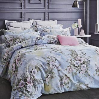 Комплект постельного белья Karna DELUX EVONNA сатин хлопок