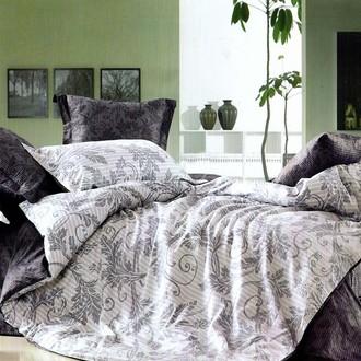 Комплект постельного белья Karna DELUX MAIS сатин хлопок