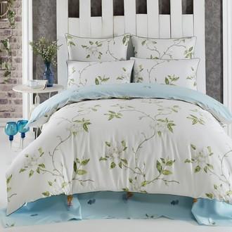 Комплект постельного белья Karna DELUX KATALIN сатин хлопок
