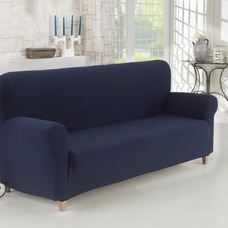 Чехол на диван Karna NAPOLI (синий)