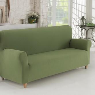 Чехол на диван Karna NAPOLI (зелёный)