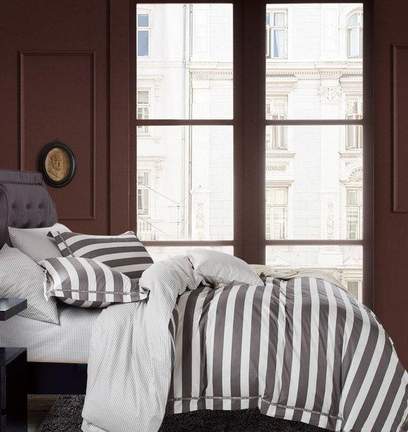 Комплект постельного белья Tango TS-X41 сатин хлопок евро, фото, фотография