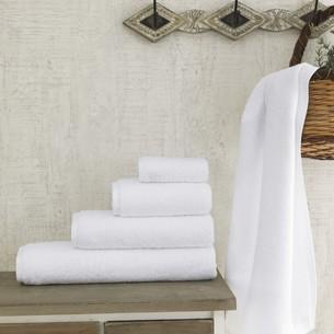Полотенце для ванной Karna FORS хлопковая махра 30х50