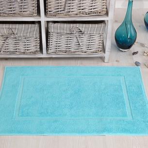 Коврик для ванной Karna GREN махра хлопок бирюзовый 50х70