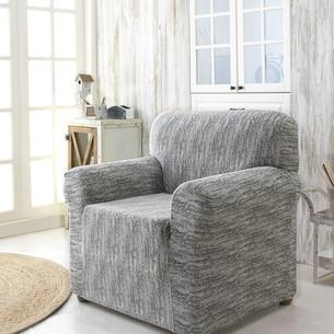 Чехол на кресло Karna ROMA трикотаж натурал