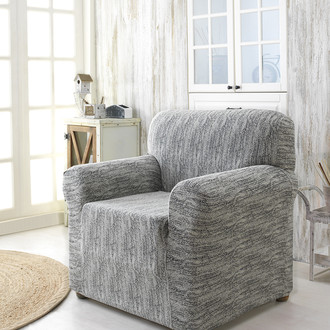 Чехол на кресло Karna ROMA трикотаж (натурал)