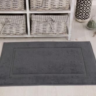 Коврик для ванной Karna GREN махра хлопок (серый)