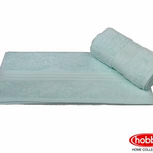 Полотенце для ванной Hobby Home Collection RAINBOW хлопковая махра бирюзовый 50х90