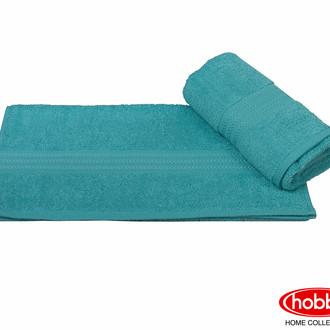 Полотенце для ванной Hobby Home Collection RAINBOW хлопковая махра (тёмно-бирюзовый)