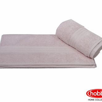 Полотенце для ванной Hobby RAINBOW махра хлопок (светлая пудра)
