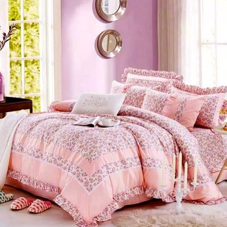Комплект постельного белья Tango ПРОВАНС 956 хлопковый сатин