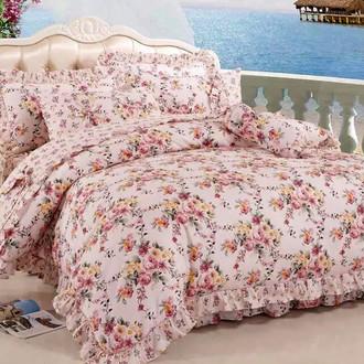 Комплект постельного белья Tango ПРОВАНС 943 хлопковый сатин