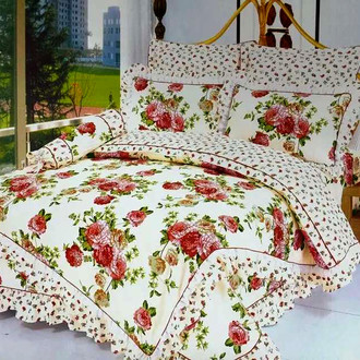 Комплект постельного белья Tango ПРОВАНС 939 хлопковый сатин