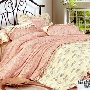 Постельное белье Tango ПРОВАНС 984 хлопковый сатин 1,5 спальный