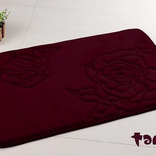 Коврик для ванной Tango ROSE LZ-07 микрофибра 50х80