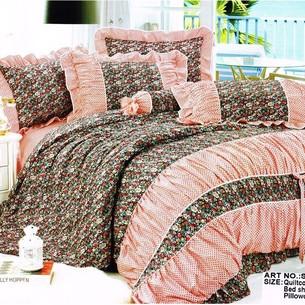 Постельное белье Tango ПРОВАНС 996 хлопковый сатин 1,5 спальный