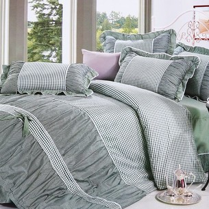 Постельное белье Tango ПРОВАНС 998 хлопковый сатин 1,5 спальный