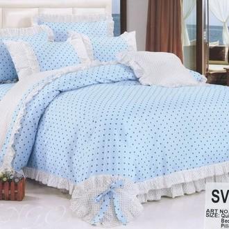 Комплект постельного белья Tango ПРОВАНС 980 хлопковый сатин