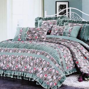 Постельное белье Tango ПРОВАНС 990 хлопковый сатин 1,5 спальный