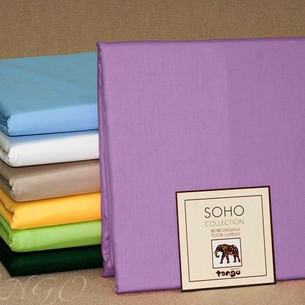 Простынь Tango SOHO BS2426-59 хлопковый сатин 240х260