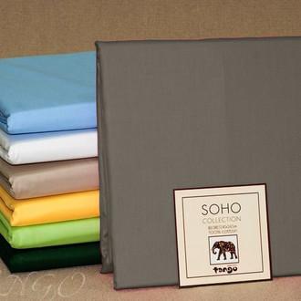Простынь Tango SOHO BS2426-14 хлопковый сатин