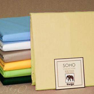 Простынь Tango SOHO BS2426-34 хлопковый сатин