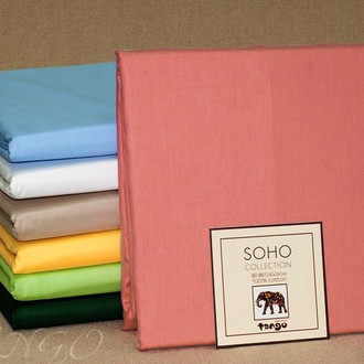 Простынь Tango SOHO BS2426-17 хлопковый сатин