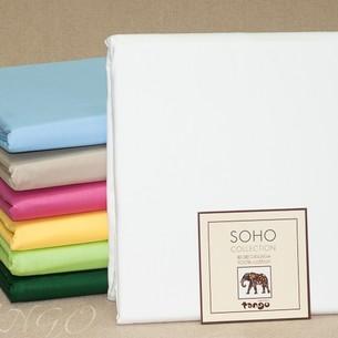 Простынь Tango SOHO BS2426-100 хлопковый сатин 240х260